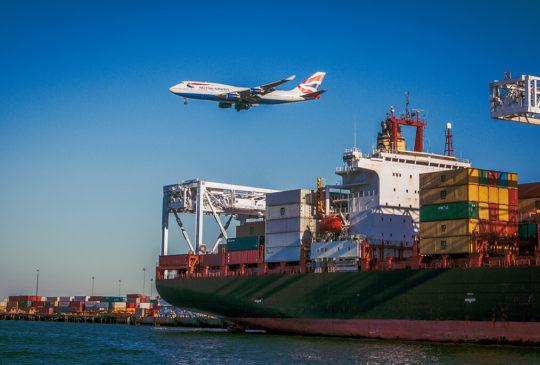 Trasporto navale - C.C.S. Asti s.r.l.