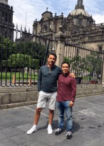 Corrispondente per il Messico