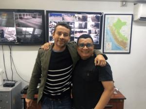 Corrispondente per il Perù